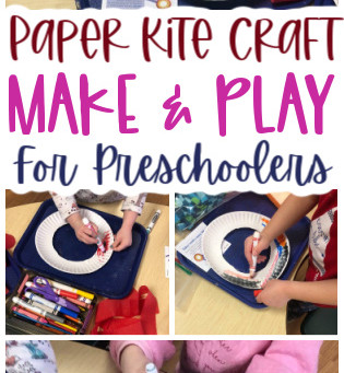 Paper Kite Make and Play