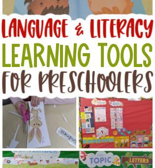 Language & Literacy Tools for Preschoolers