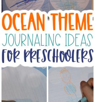 My Little Journals for Preschoolers