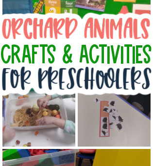 Animals in the Orchard