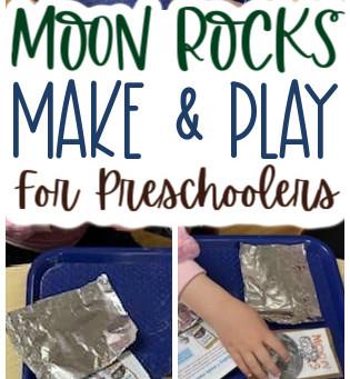 Let's Make Moon Rocks!
