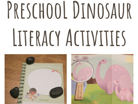 Paleontology Literacy Activities & Why We're Loving Them
