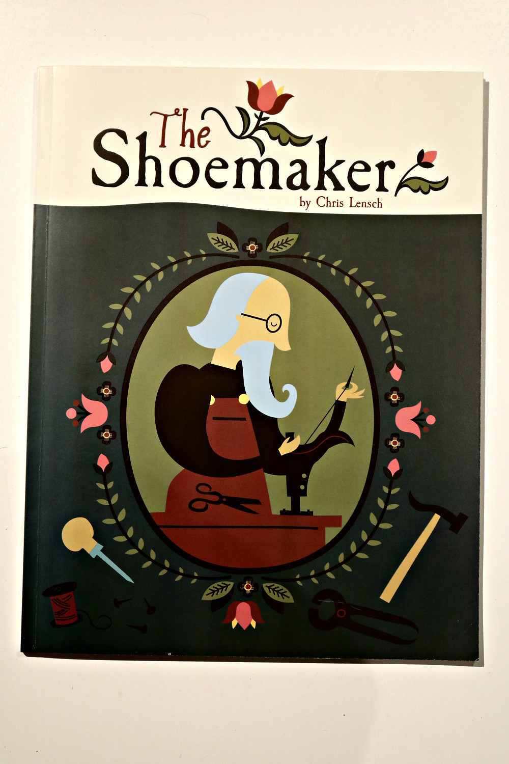 The Shoemaker picture book