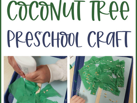 Let's Make A Coconut Tree