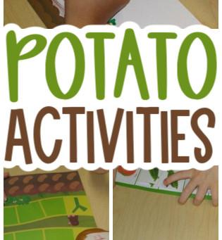 Potato Activities for Preschoolers