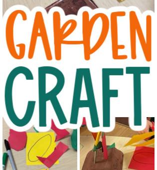 My Little Garden Preschool Make & Play