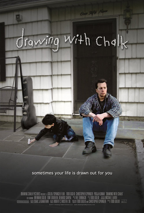 Drawing with Chalk DVD