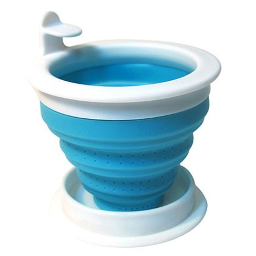 Turquoise Tea Tuffy