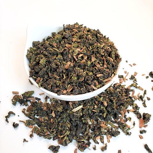 Rice Pudding Oolong Tea