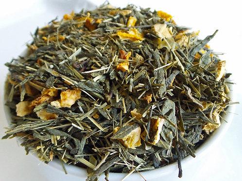 Green Ginger Sweet Tea