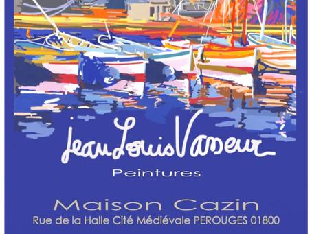 Exposition Maison Cazin de Pérouges