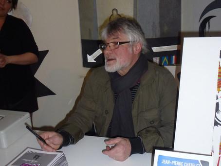 Vernissage Jean-Pierre Chatelet