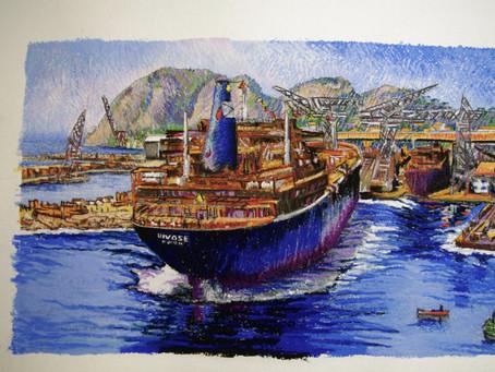 La Ciotat - Mise à l'eau du Nivose