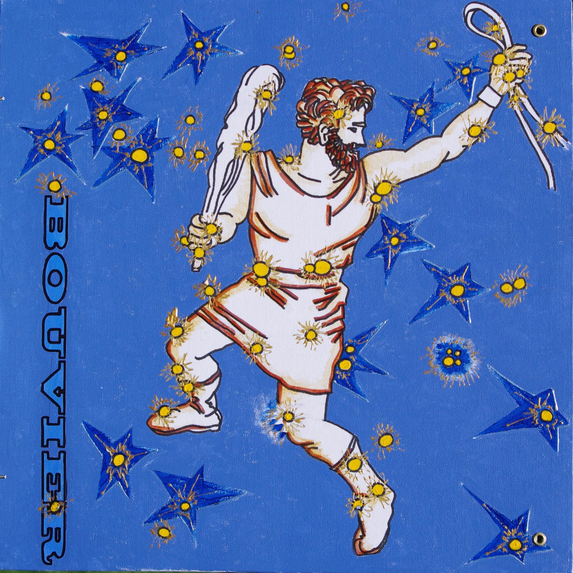 Constellation du Bouvier