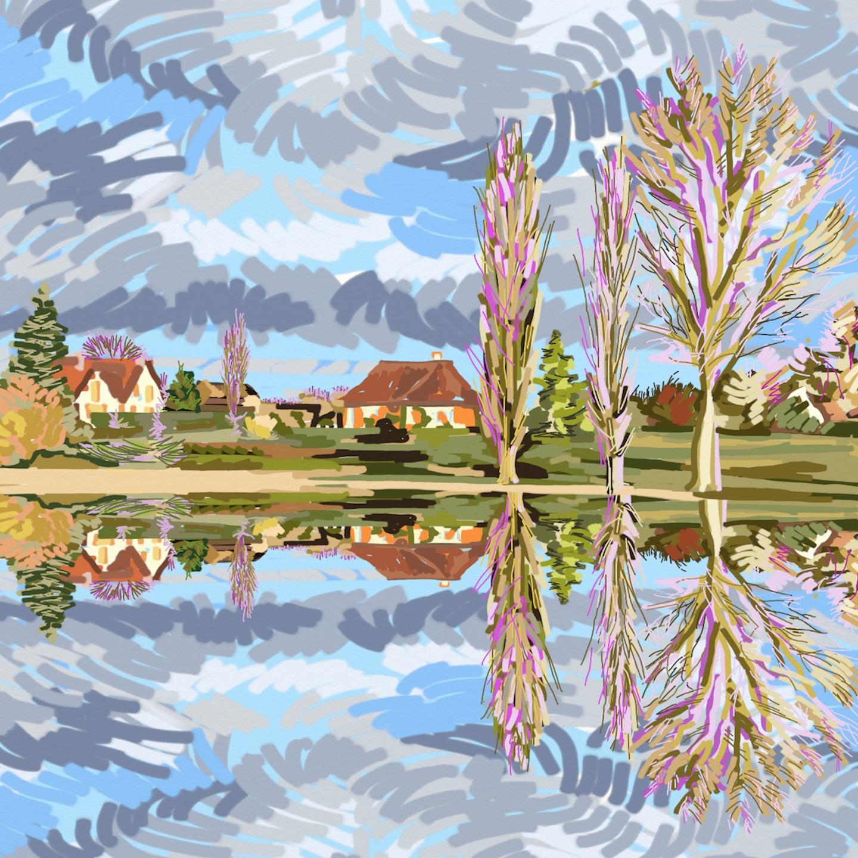 L'étang Titard