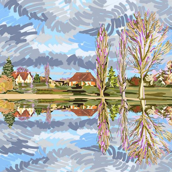 Bresse-L'étang Titard