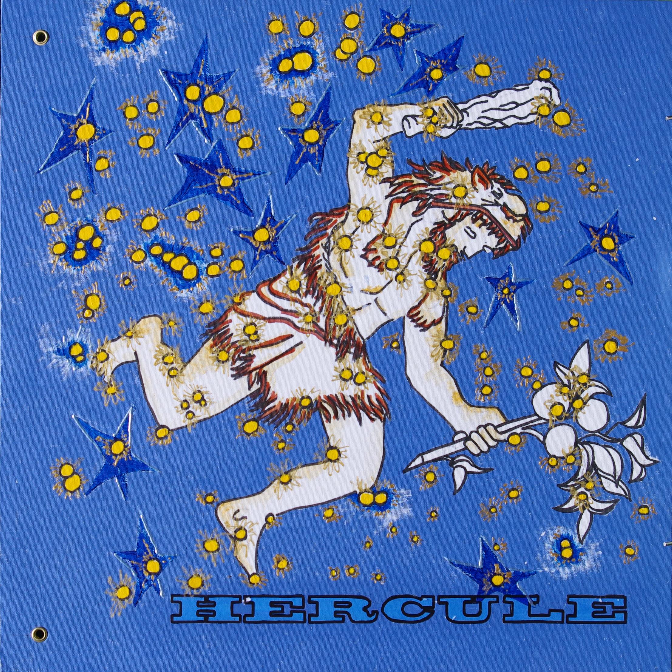 Constellation d'Hercule