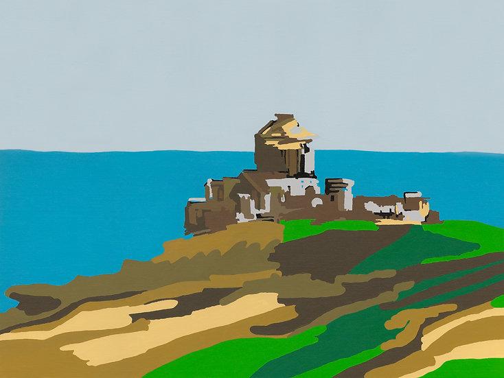 St Malo - Fort Lalatte