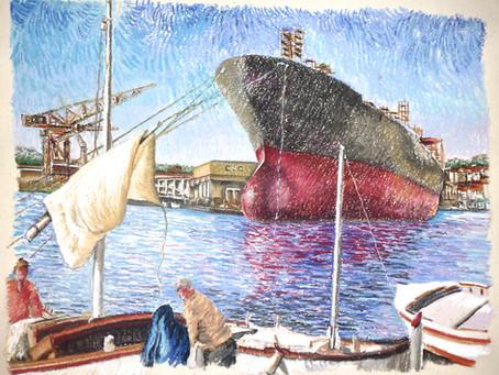 La Ciotat - Le chantier naval