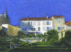 Paysage de Meuse