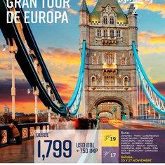 M-Gran Tour de Europa