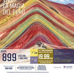 Magia de Perú