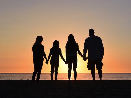משפחה, קריירה ומה שביניהם (ומילה אחת קטנה על קורונה)