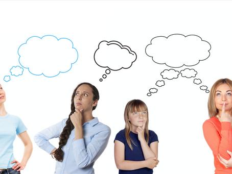 11 משפטים שאת צריכה להפסיק להגיד לעצמך כדי להתחיל להתקדם בארגון