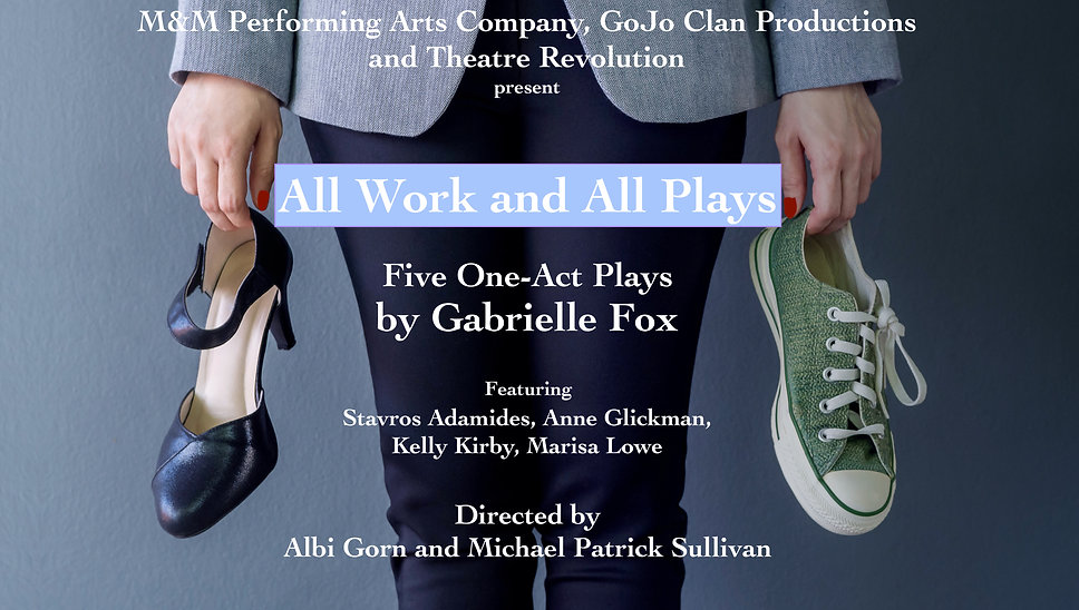 All Work and All Plays--Graphic w: Text.