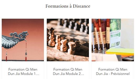 Nos formations Qi Men Dun Jia à distance | Evolution Feng-Shui - Qimendunjia - Expert en Qi Men Dun Jia