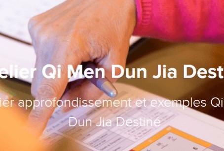 Atelier Qi Men Dun Jia Destiné