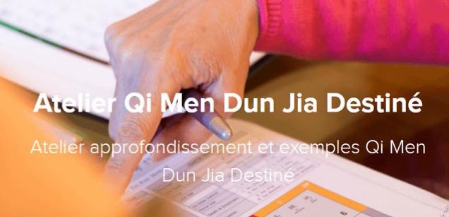 Atelier en ligne - Qi Men Dun Jia destiné | Evolution Feng-Shui - Qimendunjia - Expert en Qi Men Dun Jia