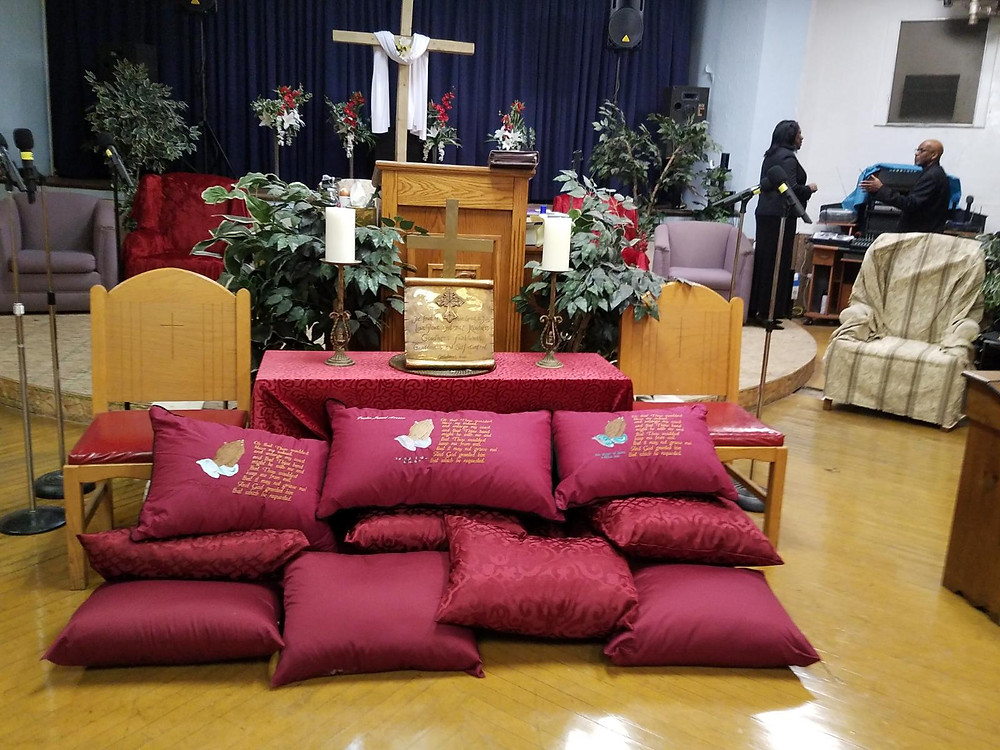 New Revelation Church, Detroit MI