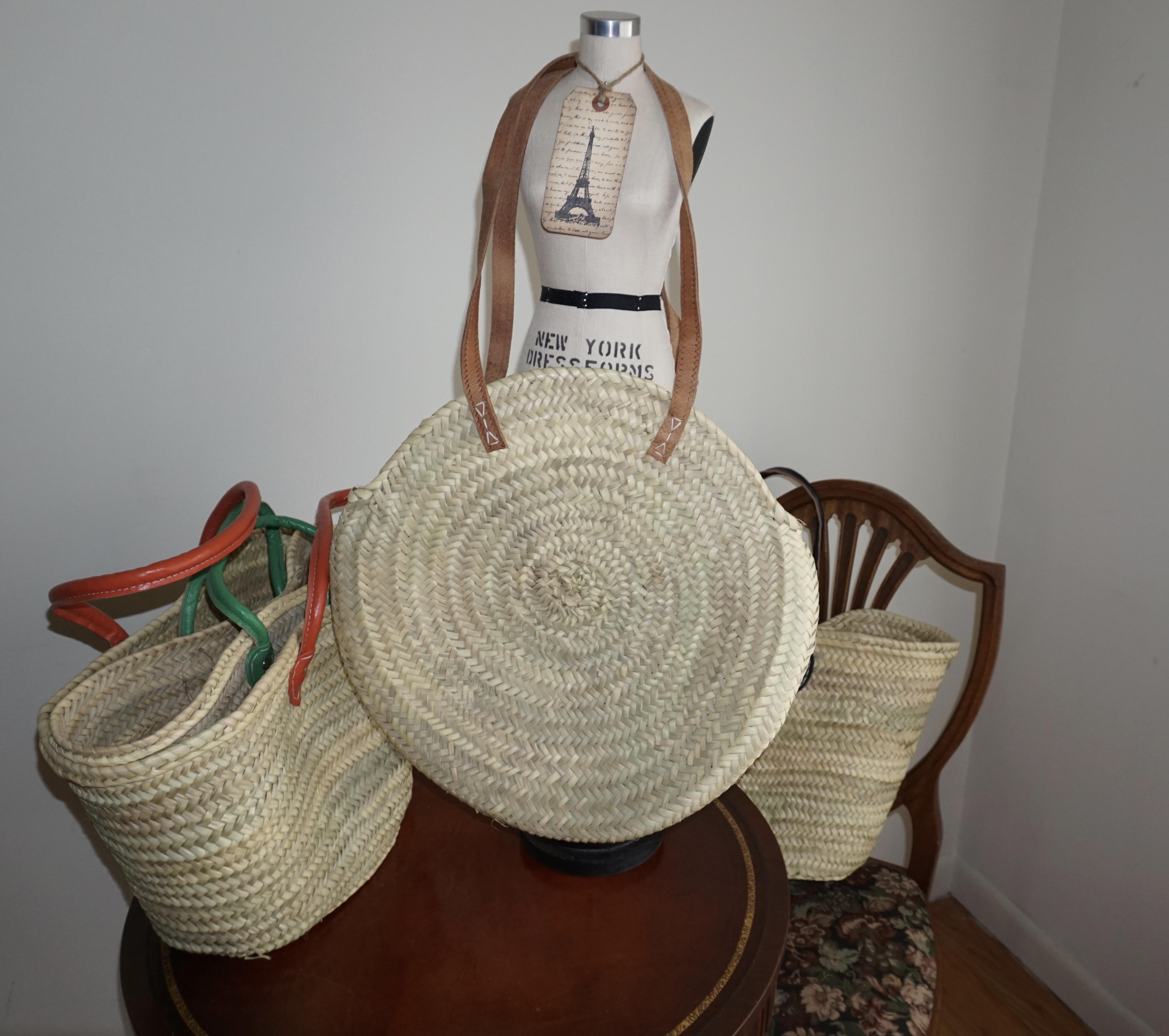 Baskets - French Shopping Baskets