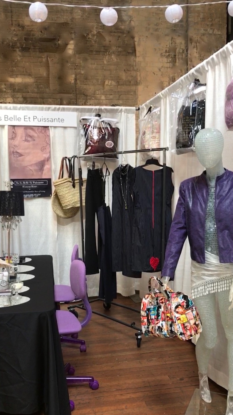 This is a image of our Booth at the Show!