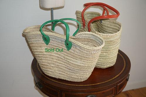 French Market Baskets Mandarine