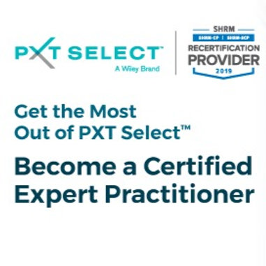 PXT Select Expert Practitioner Certification