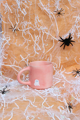 lil ghostie mug