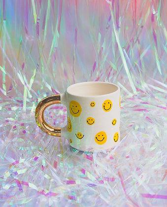 smile all over mug