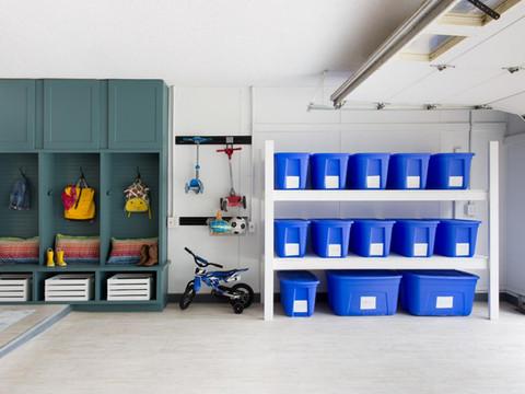 Organization garage
