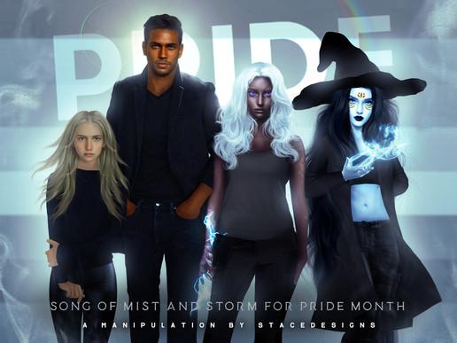 For Pride Month Manipulation
