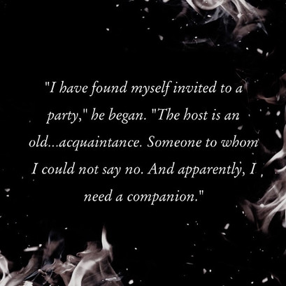 Dance of Flame Quote