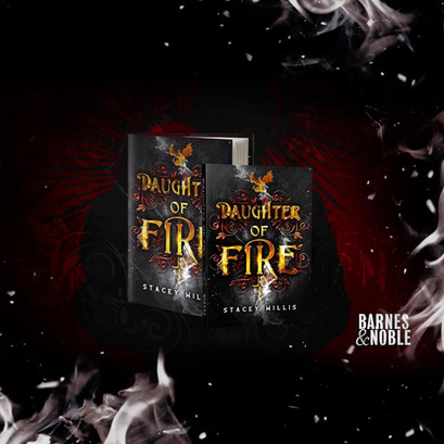Daughter of Fire Barnes & Noble Exclusive Editions