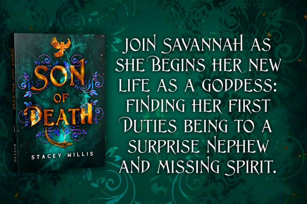 Join Savannah as she begins her new life as a goddess...