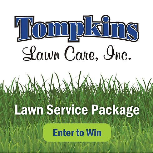 Tompkins Lawn Care Package Drawing!