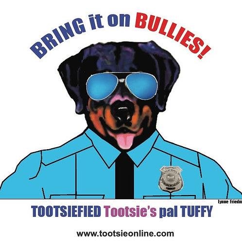 Tuffy Cop T-Shirt
