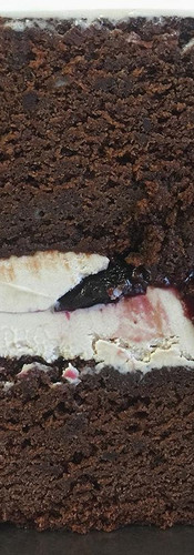 Black Forest Cake 🍒 looking ultra sexua