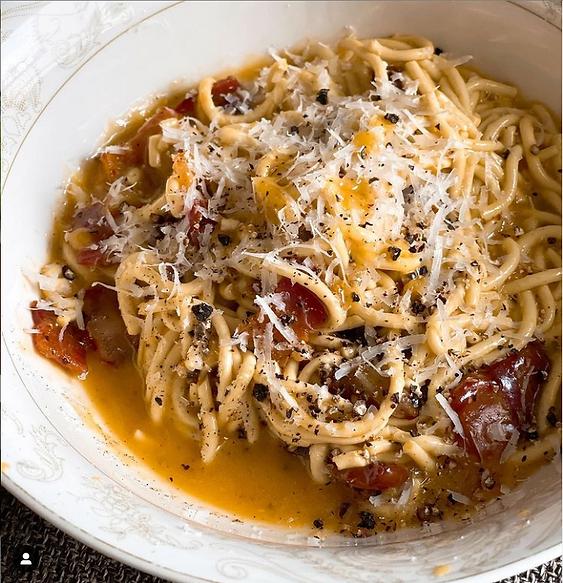 Flourless spaghetti