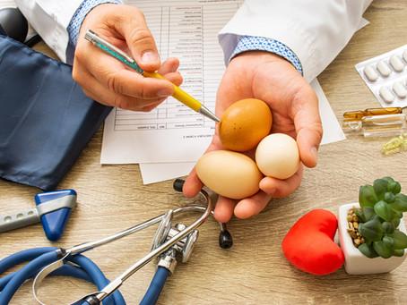 ทำไมคุณหมอถึงแนะนำให้ผู้ป่วยโรคมะเร็งกินไข่ขาว?