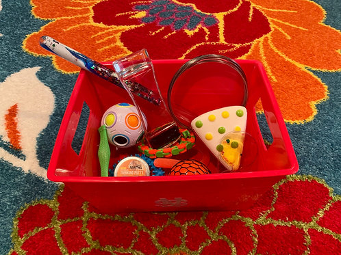 Adopt-A-Classroom Sensory Basket
